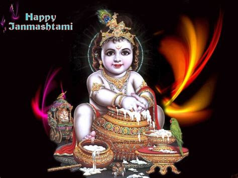 krishna janmashtami wallpapersimagesphoto quotes