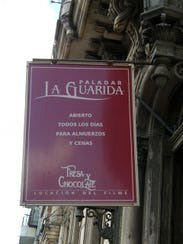 La Guarida is a restaurant in Cuba.
