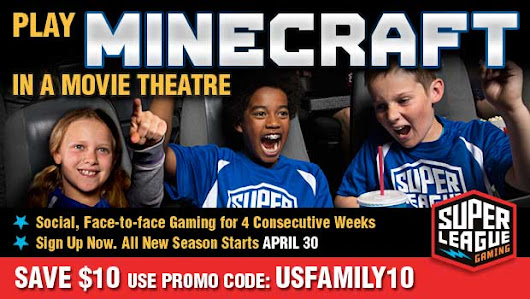 Super League Gaming Discount - SoCal Field Trips