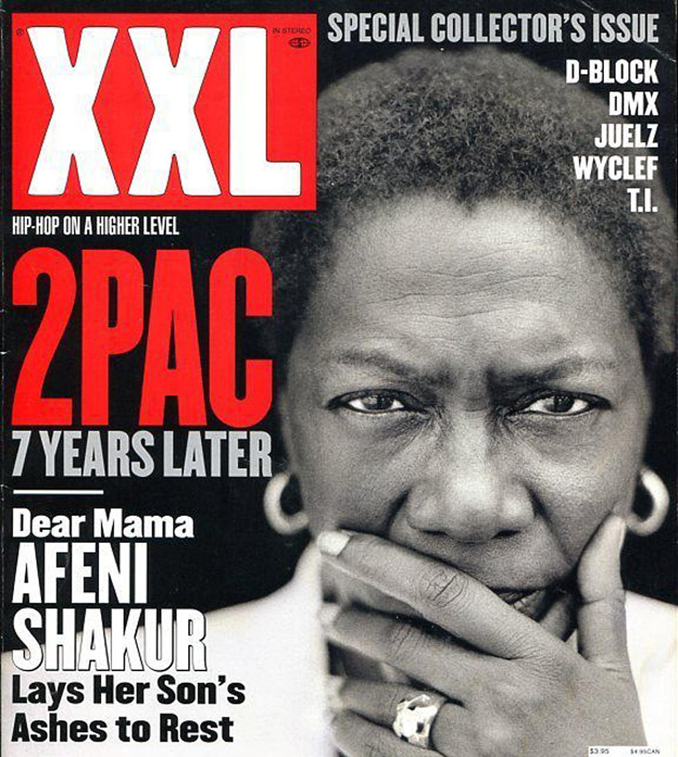 Afeni Shakur Survivor Story From Xxls October 2003 Issue Xxl