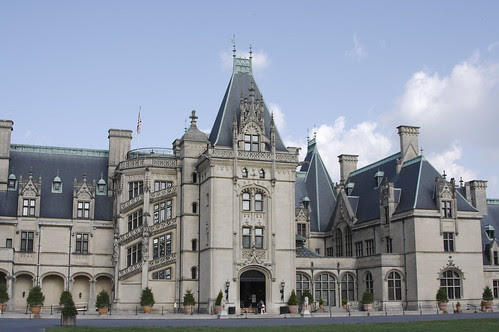 Biltmore in the Morning