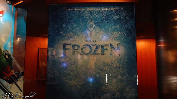 Disneyland Resort, Disney California Adventure, Animation Building, Frozen