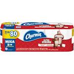 Charmin Ultra Strong Toilet Paper - 20 Mega Rolls