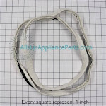 GE Dryer Felt Seal WE09X10015