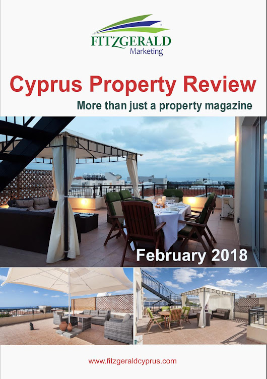 Cyprus Property Review February 2018