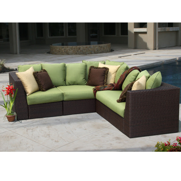 Mandalay Sectional by Foremost - Veranda Classics On Sale | Family ...