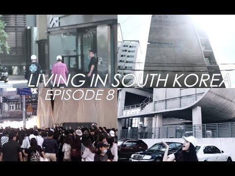 My Journey to South Korea - LIVING IN SOUTH KOREA Youtube Series / Vlog (Episode 7-8)