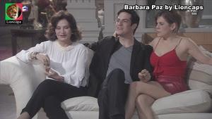 Barbara Paz sensual na novela Amor à Vida