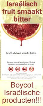 11.11.11 anti-Israel campaign poster