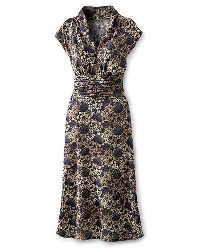 Cummerbund Dress by Newport News