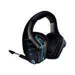 Logitech Gaming G933 Artemis Spectrum Wireless Over-Ear Headset System - Black