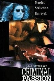Criminal Passion online magyarul videa teljes 1994