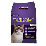 Kirkland Signature Chicken and Rice Cat Food 25 lbs.