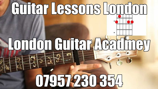 Guitar Lessons London | Expert Teachers Anywhere In Greater London