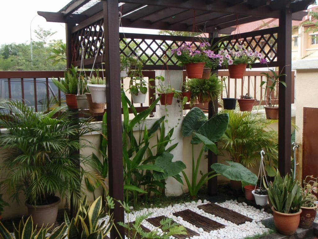 Taman Depan Rumah Minimalis Lahan Sempit 8 Livedesaincom