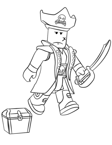 Roblox Coloring Pages Free Royale High For To Print Online ...