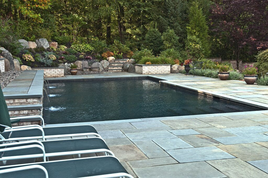 Geometric Swimming Pools The Shapes Of Things To Come The Deck