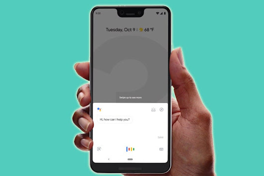 With the Pixel 3, Google is playing its own game