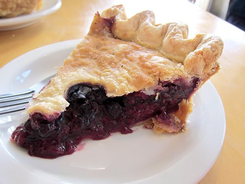 Flirty Berry Pie