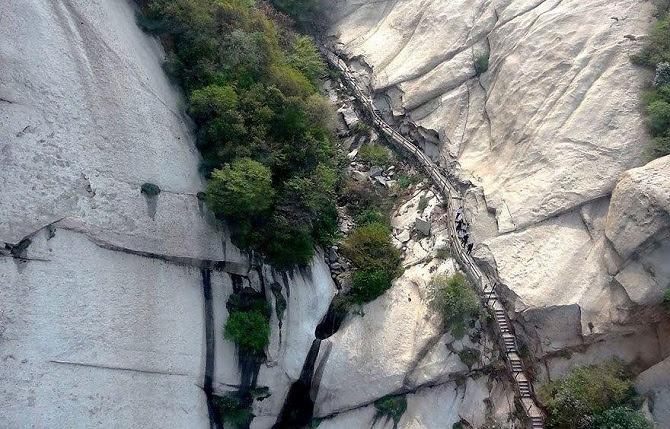 Кафе «Самая опасная пешая тропа в мире