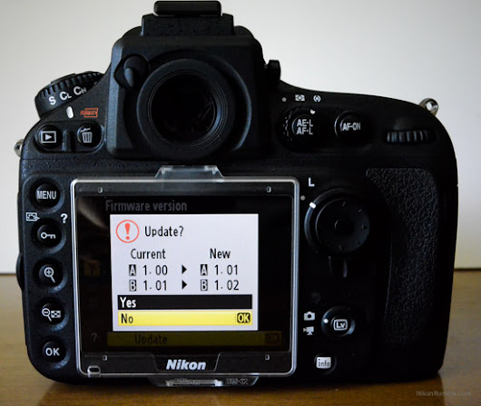 Nikon to announce a new firmware download program on January 19th including several improvements for the D750, D810, D800, D800E, D610 and D600 cameras | Nikon Rumors