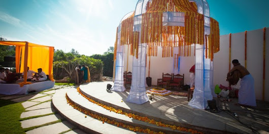 Temple Tree Leisure – Wedding Venue in Bangalore