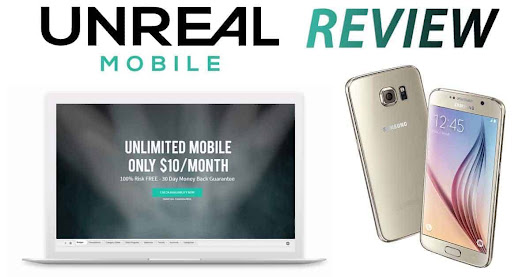 Unreal Mobile Review 2018: Unlimited Low Cost Cell Phone Service