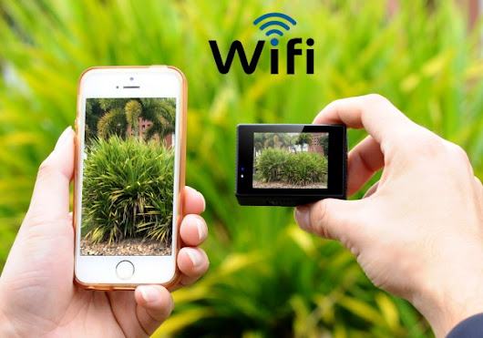 How to Use Wi-Fi on a Sports Action Camera