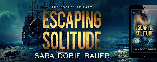 ESCAPING SOLITUDE (Escape Trilogy #2) is here!!!