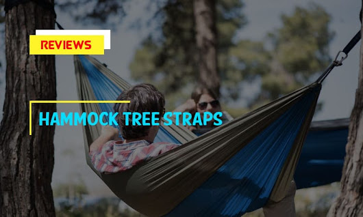 Top 8 Best Hammock Tree Straps in 2018 Reviews - BestSelectedProducts
