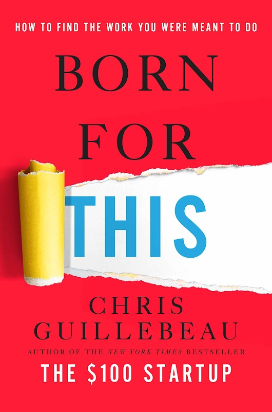 Born For This Book Giveaway