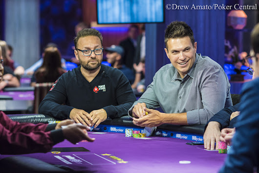 Negreanu Destroys Day 1 of Super High Roller Bowl 2018