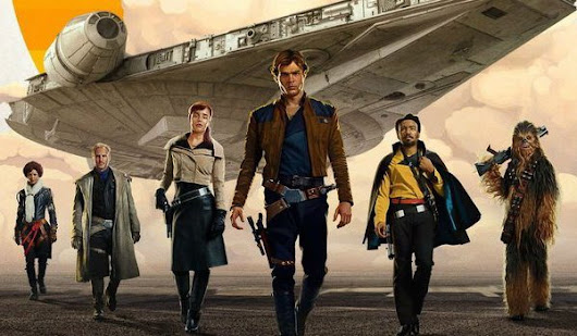 In-home Releases: September 25, 2018: SOLO: A STAR WARS STORY, THE GIFTED, GOTTI, & More | FilmBook