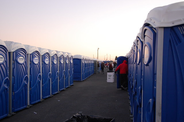 POrta-potties