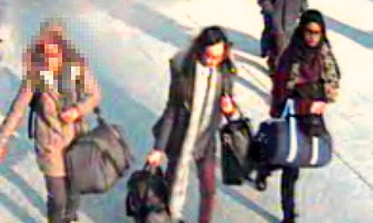 UK police launch hunt for London schoolgirls feared to have fled to Syria