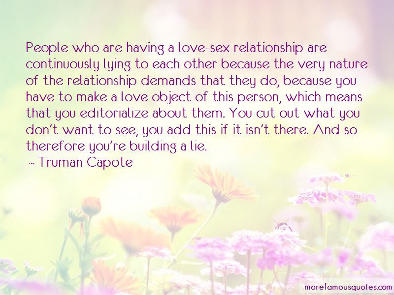 Quotes About Lying To The Person You Love Top 7 Lying To The Person