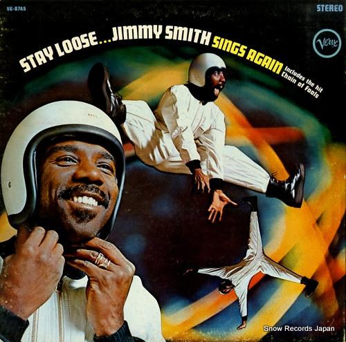 ジミー・スミス stay loose V6-8745