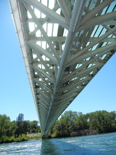 Sundial Bridge, Turtle Bay, Redding, California _ 5449
