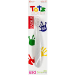 Radius Totz Extra Soft Toothbrush, Clear
