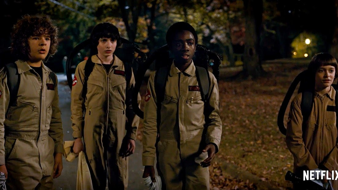 Stranger Things season 2 trailer makes me more excited for Ghostbusters than new Ghostbusters screenshot
