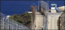 Melilla border security