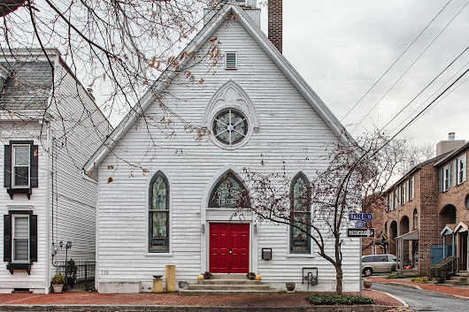 House of the Week: A Chapel That's Now a Home