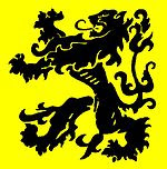 Flag of the Flemish Movement