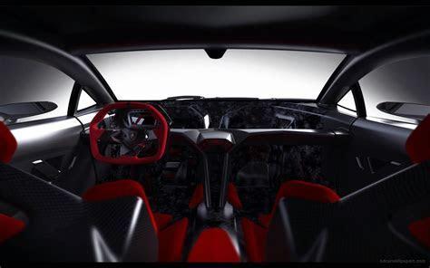 2010 Lamborghini Sesto Elemento Concept Interior Wallpaper   HD Car Wallpapers
