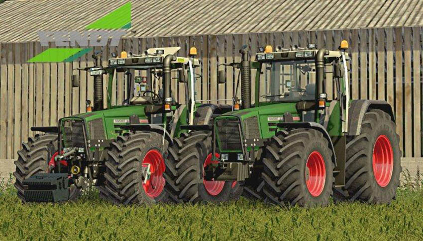 Fendt Favorit 800 Series V 4 0 Final Full Ls2017 Com