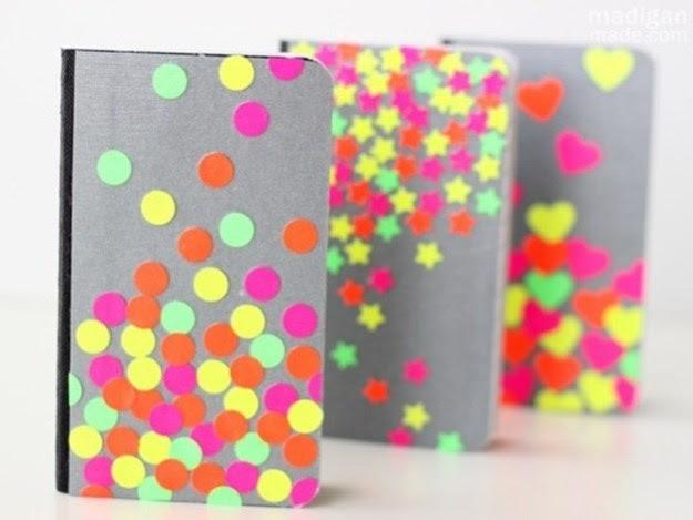 neon-confetti-decoupaged