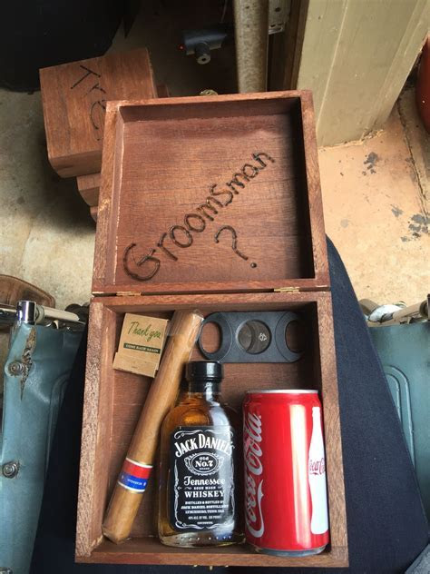 Perfect way to ask your groomsman/best man to be in the
