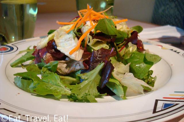 Sesame Grill Appetizer: Garden Salad