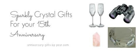 The Best 15 Year Wedding Anniversary Gift Guide