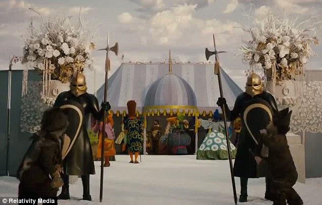 Fantasia terra: Mirror Mirror irá capturar a imaginação de crianças e espectadores adultos